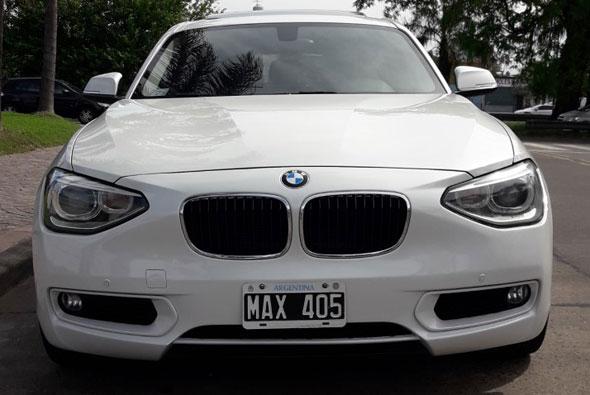 Car BMW 118i