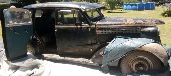 Auto Chevrolet 1938