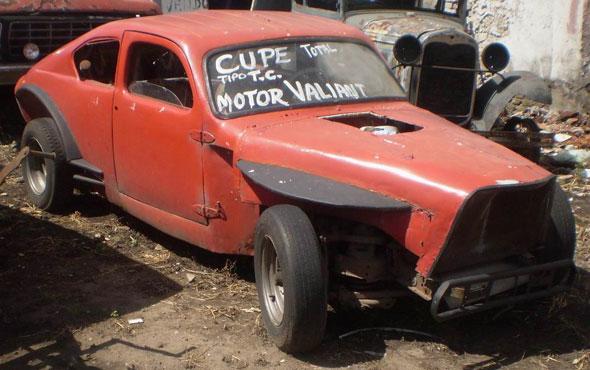 Car Chevrolet Coupé TC 1940