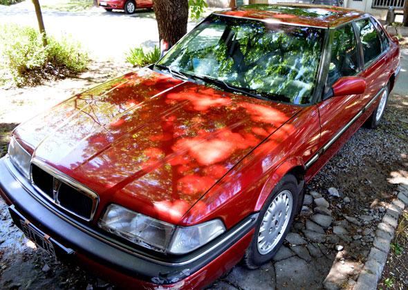 Auto Rover 827 SI