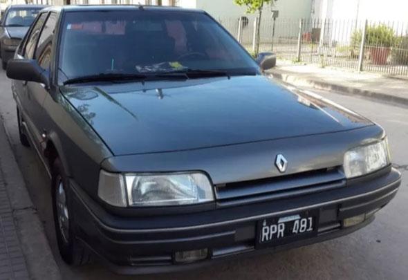Auto Renault 21 TXI Abs