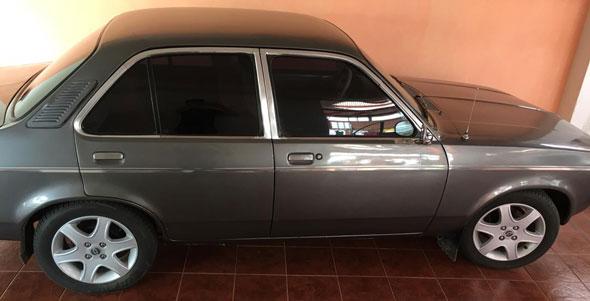 Car Opel K 180 1978