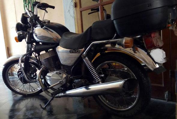 Jawa 95 Motorcycle