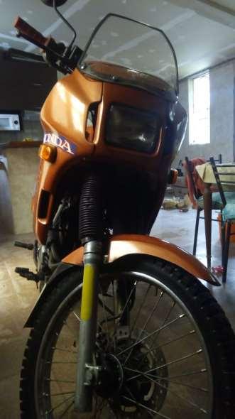 Moto Honda NX 350 1993