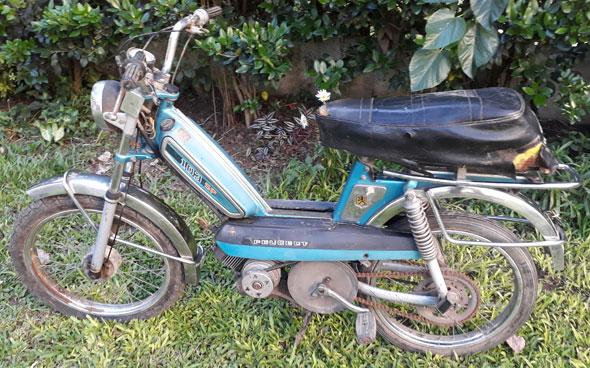 Peugeot 103 Motorcycle
