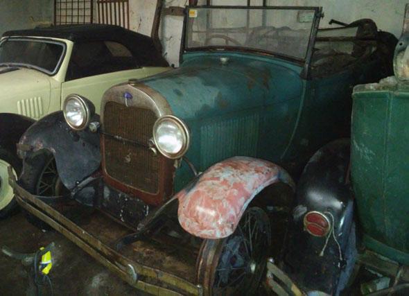 Car Ford A