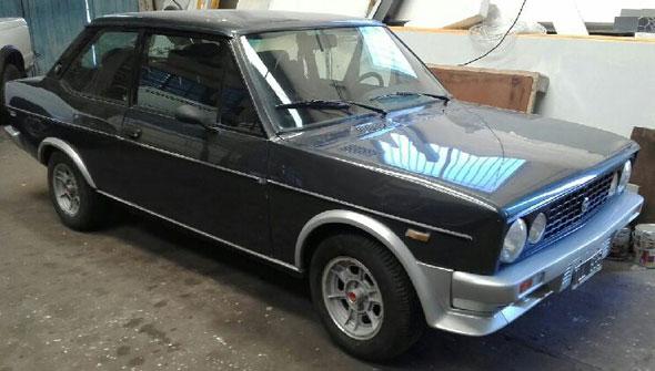 Auto Fiat 131 Racing