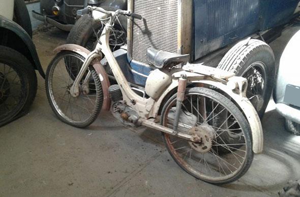 Siambreta 48 Motorcycle