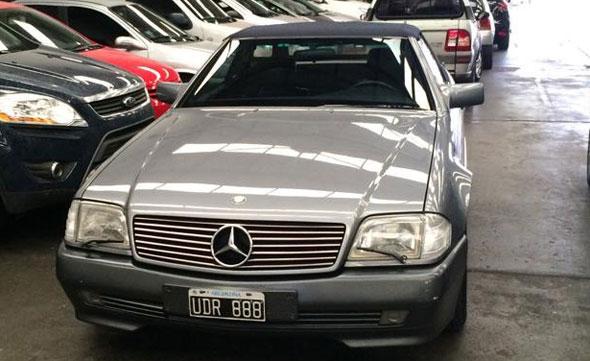 Auto Mercedes Benz SL 300
