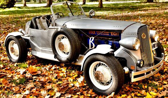 Car Buick 1936 Speedster