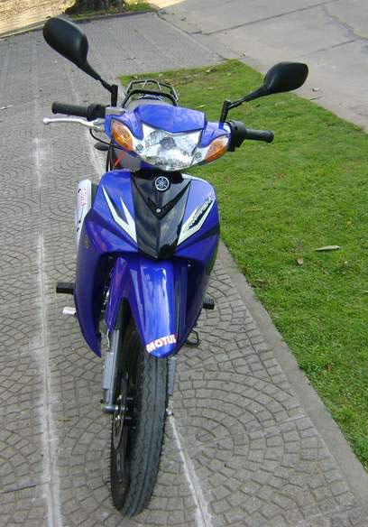 Car Yamaha Crypton