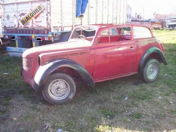 Auto Opel Kadett 1938