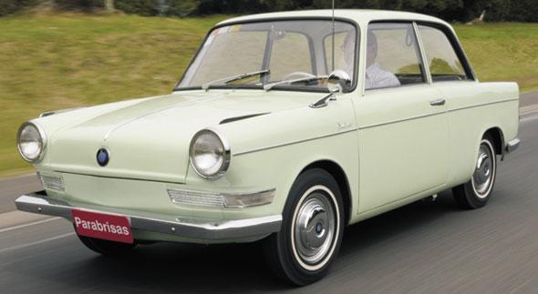 Auto BMW De Carlo 1960 Glamour