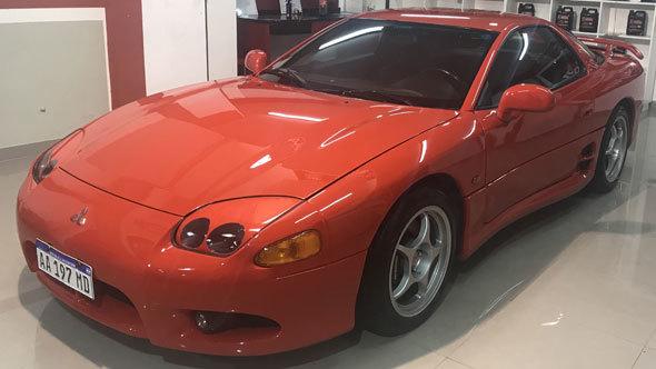 Car Mitsubishi GTO