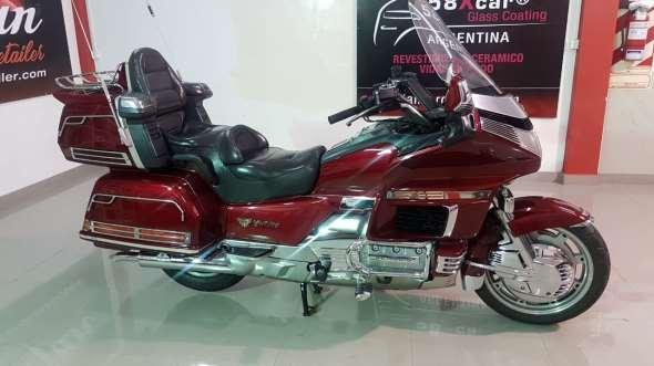 Moto Honda Goldwing GL1500