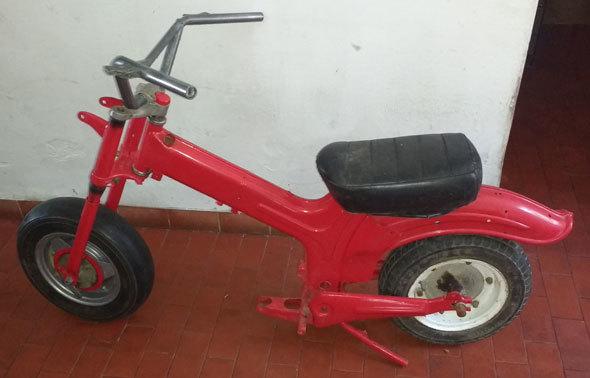 Capri 49 Motorcycle