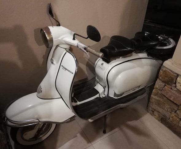 Moto Siambretta TV175