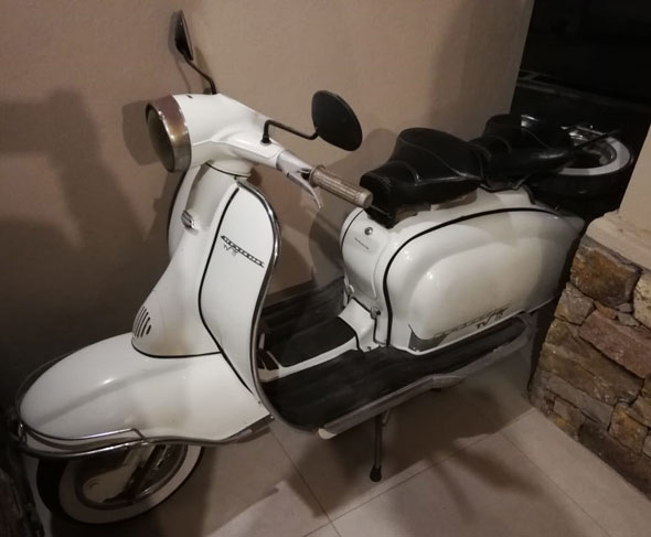 Siambretta TV175 Motorcycle
