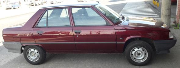 Auto Renault 9 1994