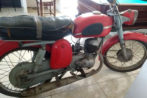 Moto DKW 150