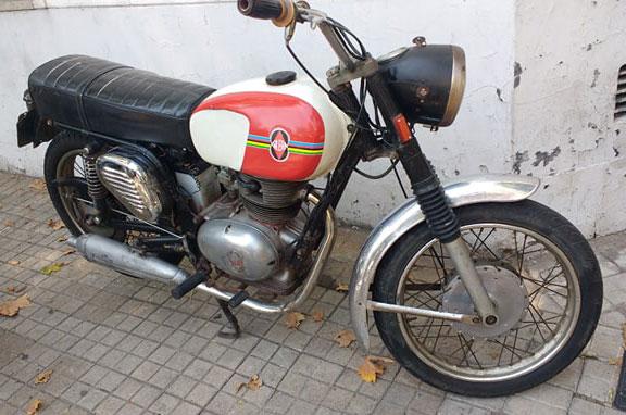 Moto Gilera Gran Turismo