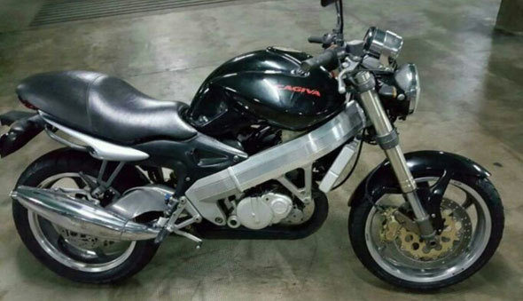Cagiva Planet Motorcycle
