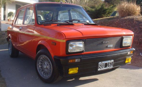 Car Fiat 128 Iava