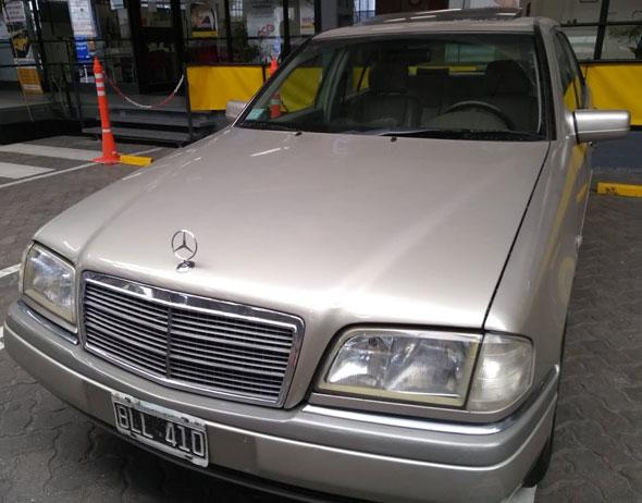 Car Mercedes Benz C230