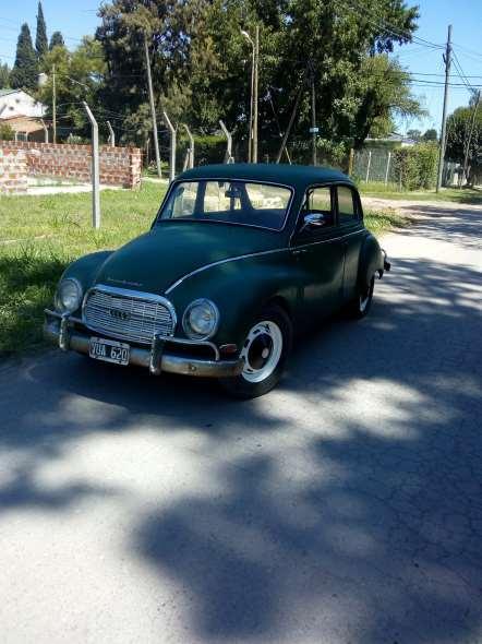 Car DKW 1000 S
