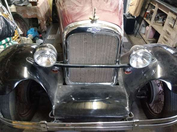 Auto Chevrolet 1928