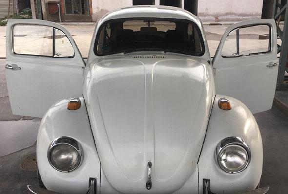 Auto Volkswagen Fusca/Escarabajo