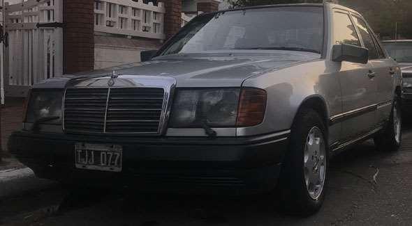 Car Mercedes Benz C300 TD