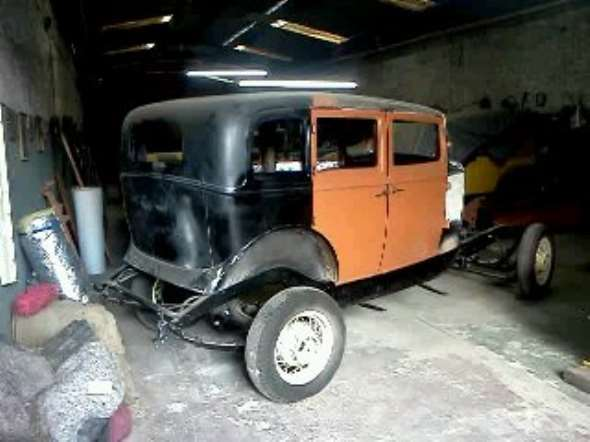 Car Nash 1933