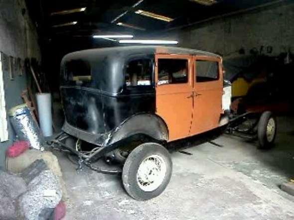 Auto Nash 1933