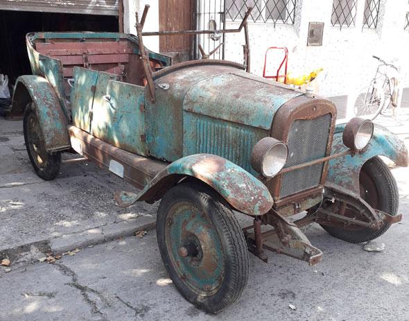 Auto Chevrolet 1924