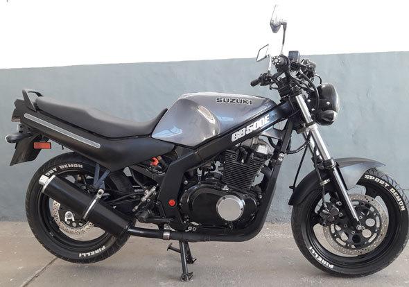 Suzuki GS500 1992 Motorcycle