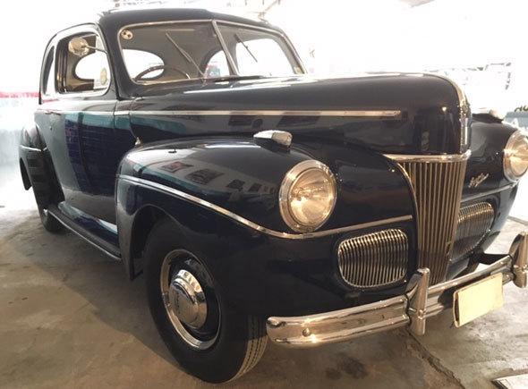 Auto Ford Coupé 1941