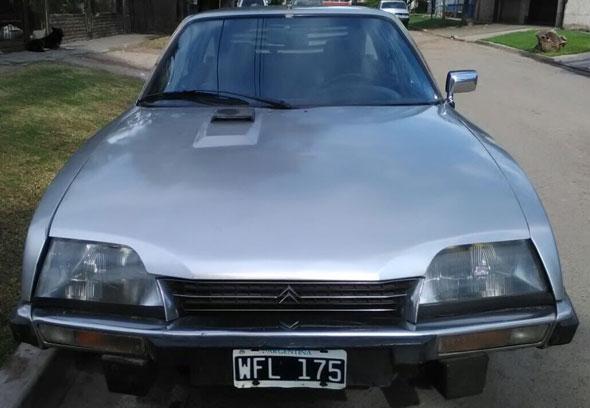 Auto Citroen CX Pallas