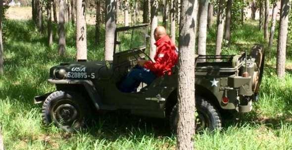 Auto Willys GPW 1943