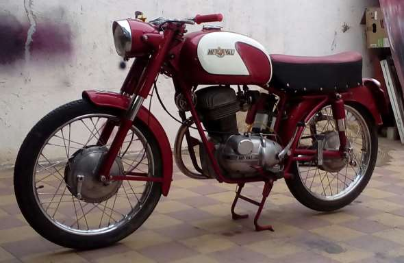 Mival M5L 175 1960 Motorcycle