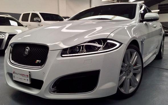Car Jaguar XFR