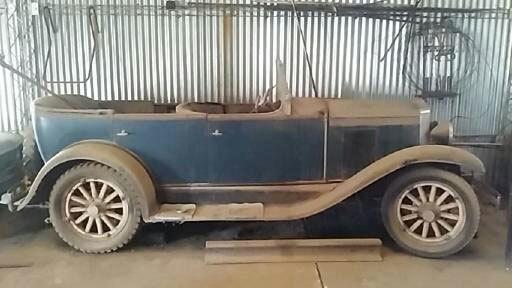 Chevrolet AC 1929
