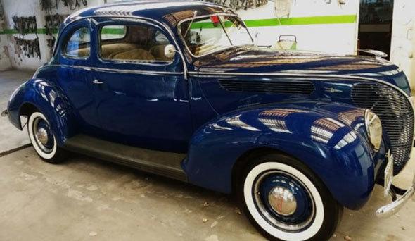 Auto Ford Coupé