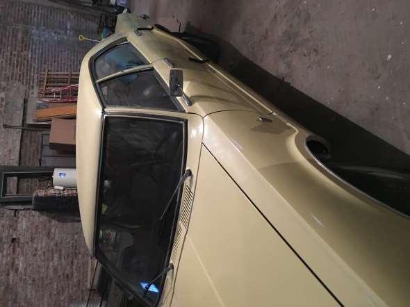 Auto Taunus 1980