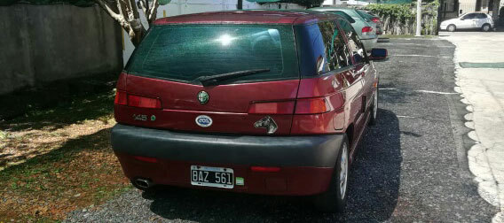 Auto Alfa Romeo Quadrifoglio