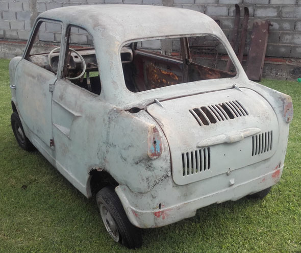 Auto Dinarg 1961