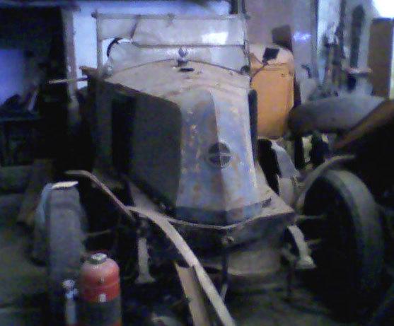 Car Renault 1923