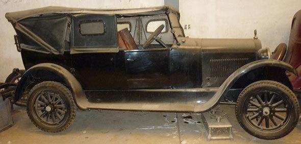 Car Dodge 1926