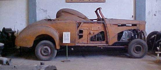 Auto Packard 1940