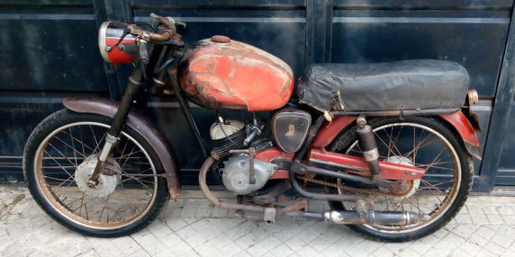 Sachs LH Motorcycle